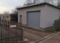 Wallbach Standort Einfahrt