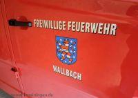 Wallbach Fahrzeugtür